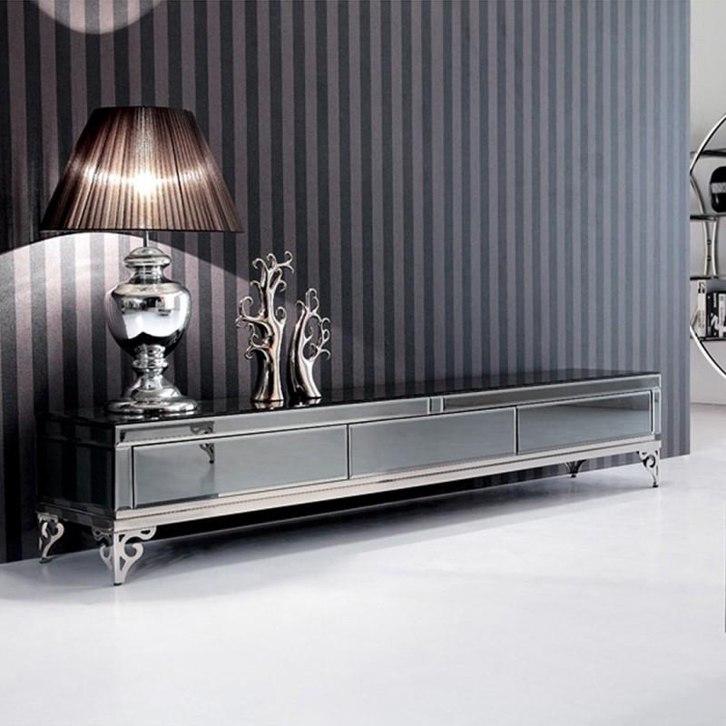 meuble tv ligne el gante. Black Bedroom Furniture Sets. Home Design Ideas