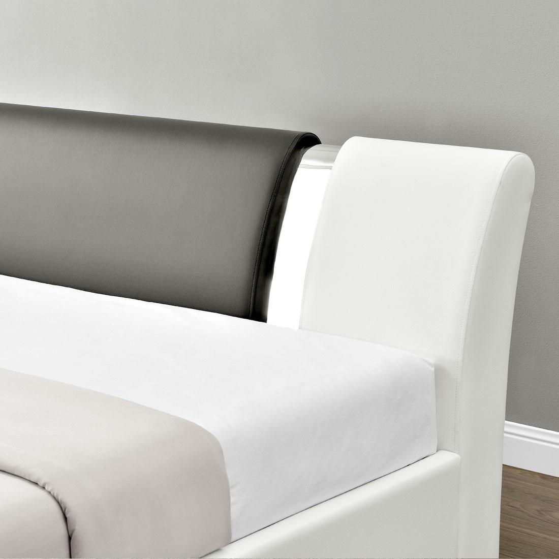 matelas plus sommier 140 atlantic. Black Bedroom Furniture Sets. Home Design Ideas
