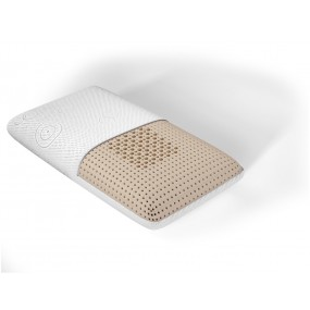 Cuscino in lattice naturale