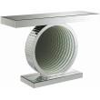 Console en miroir avec fonction LED ORLANDA
