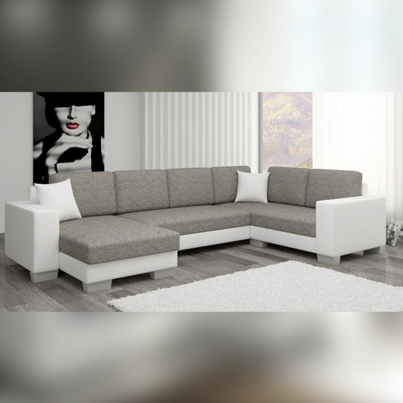 canap d 39 angle gauche convertible marbury. Black Bedroom Furniture Sets. Home Design Ideas