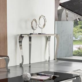 Design-Konsole mit Marmoreffekt MARLI