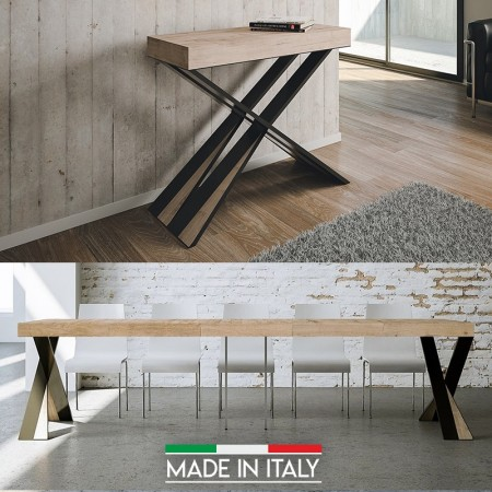 Table Console extensible Diago