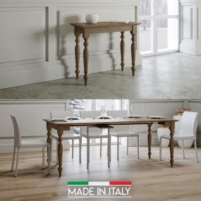 Bologna Ausziehbarer Konsolentisch