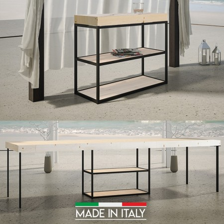 Table Console extensible Camelia