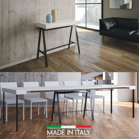 Table Console extensible Banco