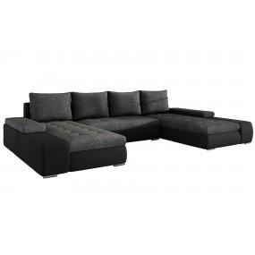 Sofá cama panorámico Marino en forma de U
