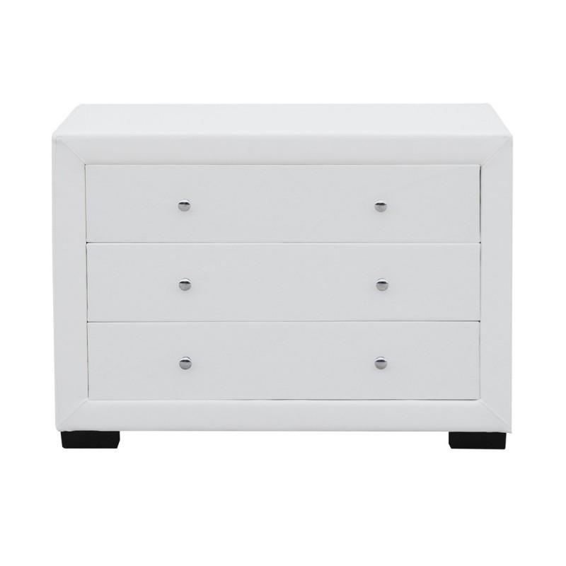 Design camera da letto cassettiera EVA
