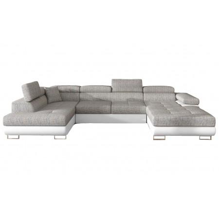 Canapé Design Convertible Panoramique U Rodrigo