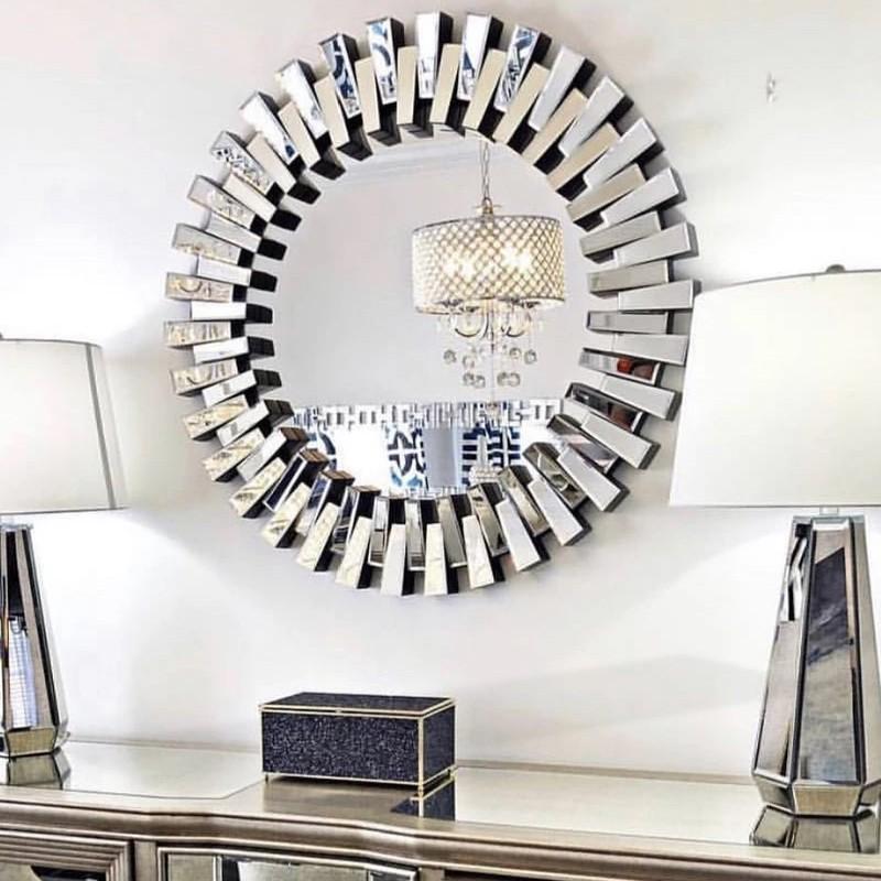 Specchio da parete design ECLIPSE