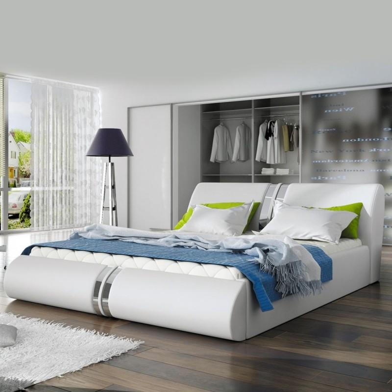 lit design xena avec sommier relevable. Black Bedroom Furniture Sets. Home Design Ideas