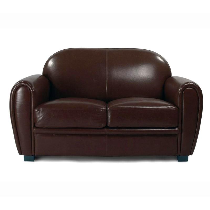 canap club 2 places. Black Bedroom Furniture Sets. Home Design Ideas