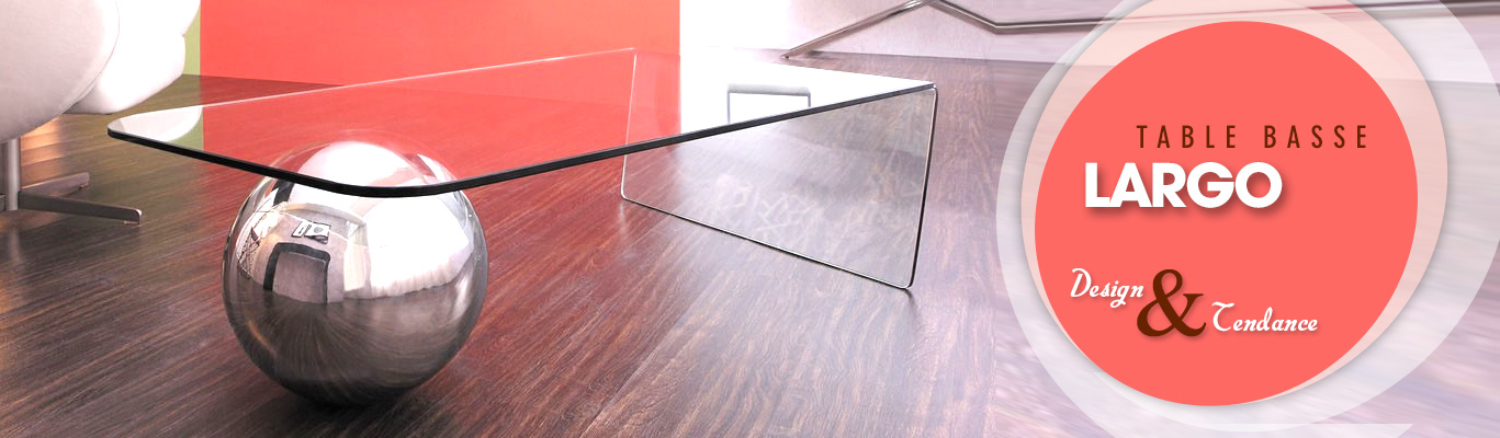 Table basse largo