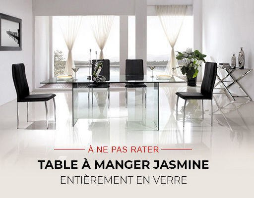 Table à manger jasmine