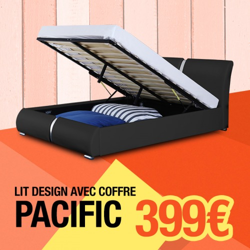 LIT COFFRE DESIGN PACIFIC